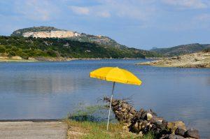 Lago del Temo - Monteleone Rocca Doria (SS)